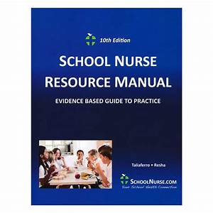 2016 School Nurse Resource Manual