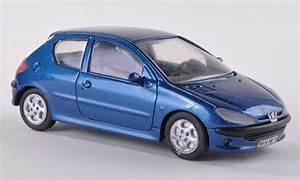 206 3 Portes : peugeot 206 miniature bleu 3 portes paradcar 1 43 voiture ~ Medecine-chirurgie-esthetiques.com Avis de Voitures