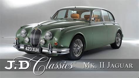 Jaguar Mk 2 - Very High Specification - JD Classics - YouTube