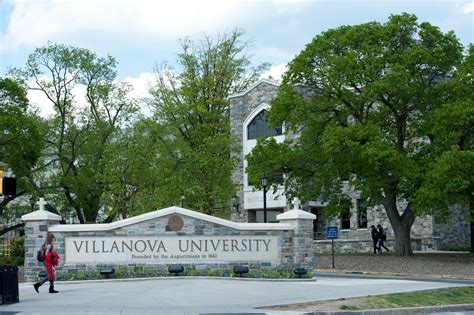 transfer students villanova university