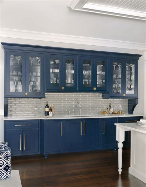 Custom Home with East Coast Style   Beck/Allen Cabinetry