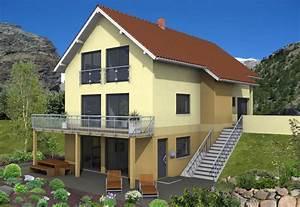 Bauen Am Hang : fertighaus planung ~ Markanthonyermac.com Haus und Dekorationen