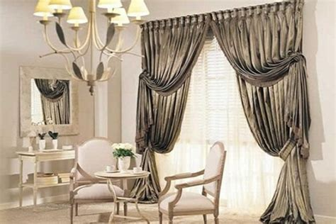 Modern Curtains For Living Room 2015 by Modern Curtain Design Luxurious Living Room Ideas 2015