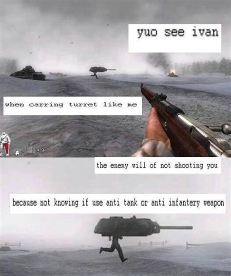 You See Ivan Memes - turret you see ivan know your meme