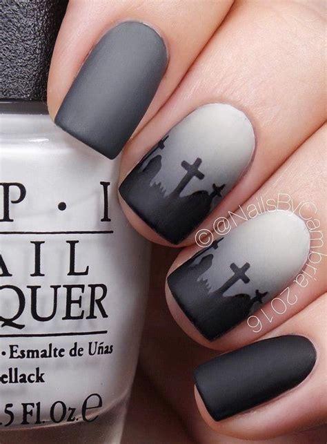 50 Cool Halloween Nail Art Ideas  Halloween nails