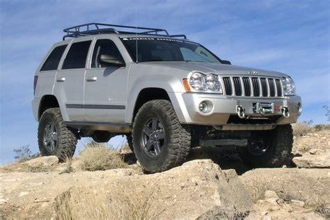cherokee jeep 2006 2006 jeep grand cherokee lifted jeep grand cherokee wk