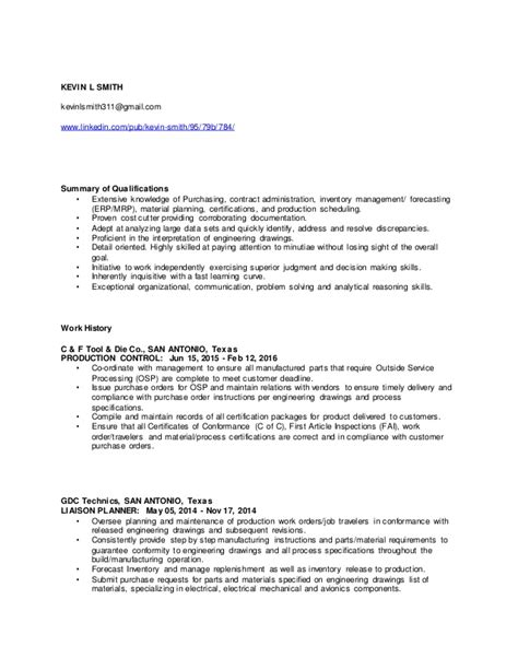 A Resume From Linkedin by Resume Linkedin 05212016 I