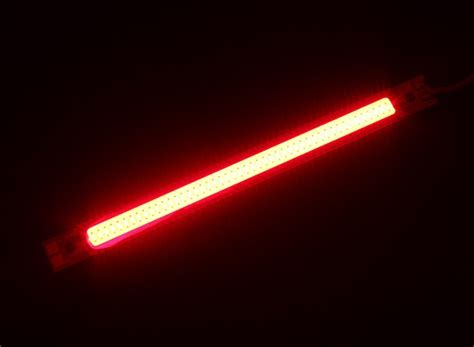 red led light strip 3w red led alloy light strip 120mm x 10mm 2s 3s compatible