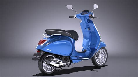 Vespa Sprint Image by Vespa Sprint 125 2017