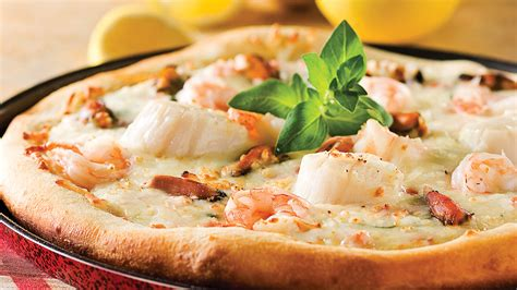 pizza aux fruits de mer p 226 te 224 pizza