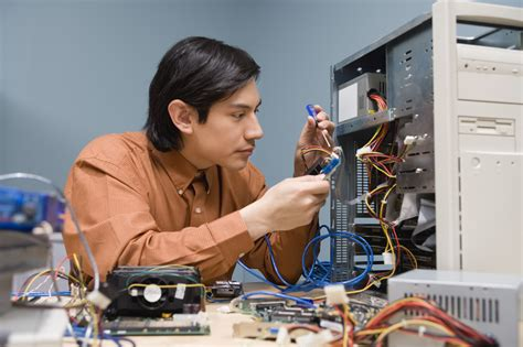 Pc Support Technician Salary by Computer Technician Facts Career Trend