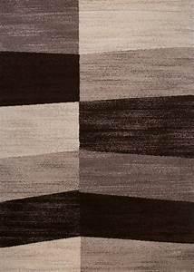 Kurzflor Teppich Beige : moderner teppich beige braun geometrisches fl chen muster ~ Pilothousefishingboats.com Haus und Dekorationen