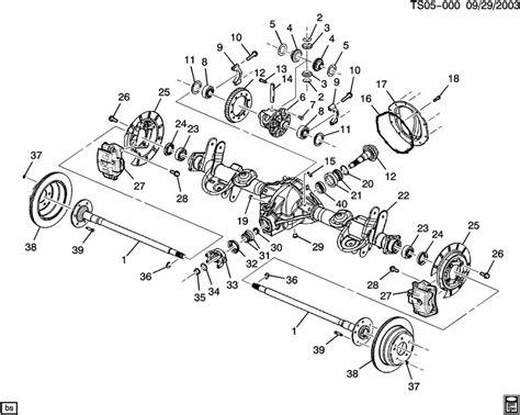 Buick Rainier Suspension Diagram Imageresizertool