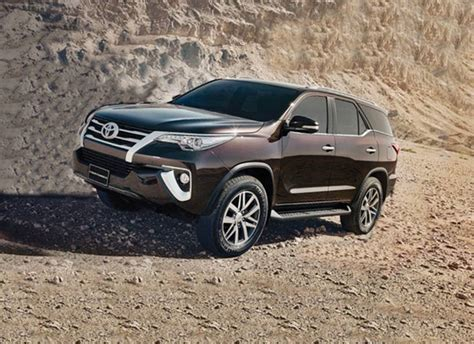 Toyota Fortuner Backgrounds by 2019 Toyota Fortuner Specs Release Date And Price Auto