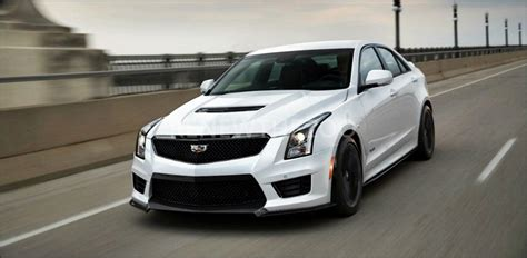 Cadillac Ats V 2020 by 2020 Cadillac Ats V Release Date Specs Changes 2019