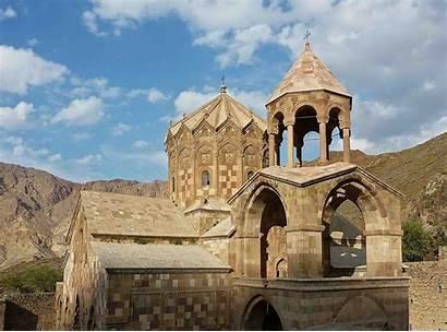 Iran Monastery Stepanos Saint Places Wonderful Travel