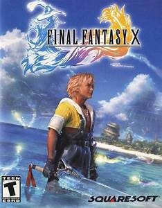 Final Fantasy X An Ode To Tidus And Yuna Final Fantasy