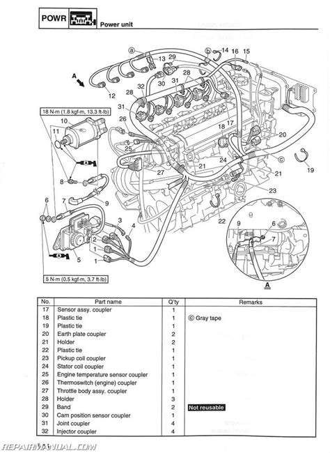 2010 2014 yamaha vx1100 cruiser deluxe 2015 v1 sport waverunner service manual