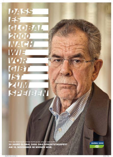 Aleksander van der bellen (crh) político austríaco (es); Alexander van der Bellen- 30 Jahre GLOBAL 2000 | Flickr - Photo Sharing!