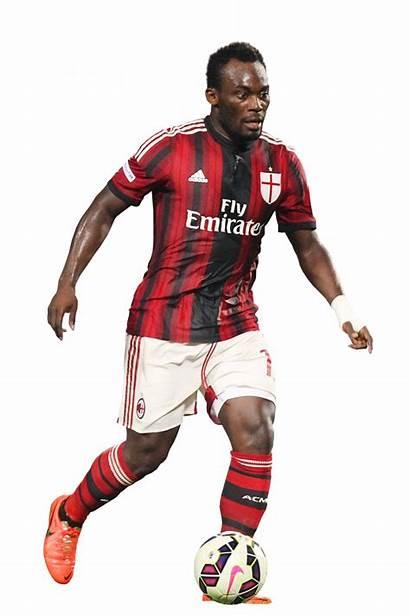 Michael Render Essien Football Footyrenders Milan