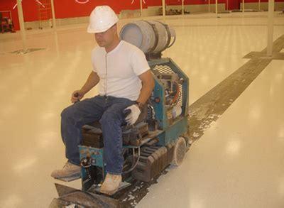 Rhino Floor Prep of Oklahoma: Floor Covering Removal