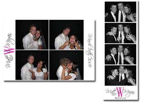 wedding photo booth template photo booth print options photo booth express