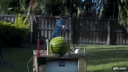 Wassermelone Watermelon Sprengen Eine Laughing Volt Teletubbies