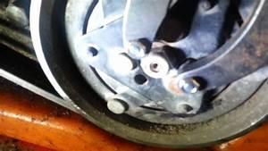 Compresseur Clim Golf 6 : demontage poulie embrayage magnetique compresseur de clim par chris86 18 07 13 youtube ~ Voncanada.com Idées de Décoration