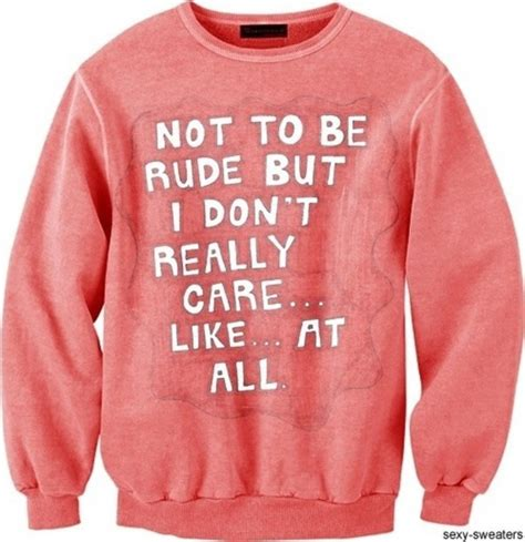 funniest sweaters sweater sweater oversized sweater coral quote on