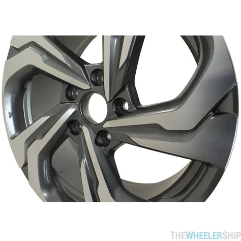 """Hover over chart to view price details and analysis. New 17"""" x 7.5"""" Replacement Wheel for Honda Accord 2018 ..."""