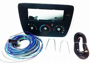 Manual Climate  Radio Dash Install Kit W Removal Tool For