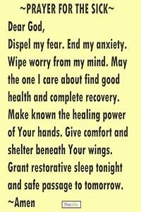 Please I pray m... Grandma Sick Quotes