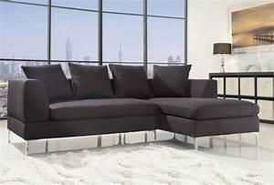 homelegance zola sectional sofa set black linen like With zola sectional sofa