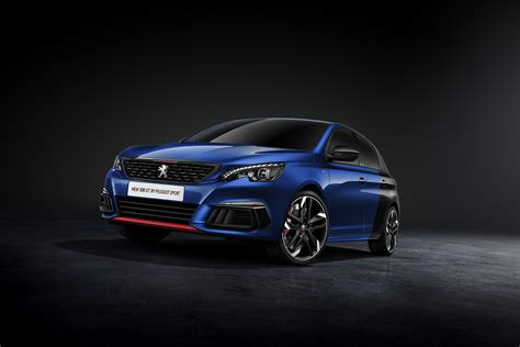 New Peugeot 308 Gti By Peugeot Sport Discover The