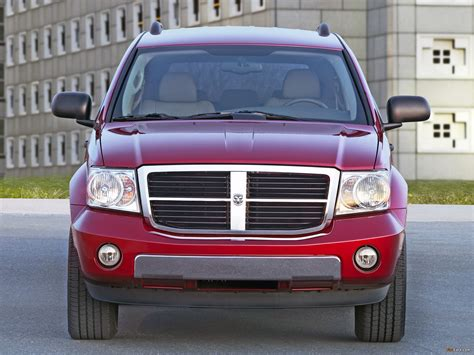 Dodge Durango 2006–08 Photos (2048x1536