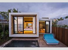 World of Architecture Small House On The Beach by VaSLab