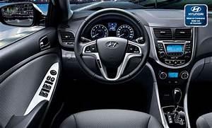 Hyundai, Accent, Interior