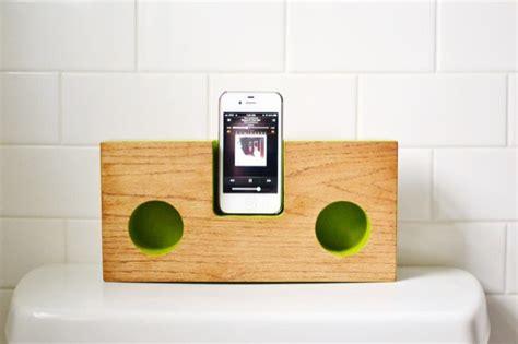 diy wood iphone speaker  woodworking