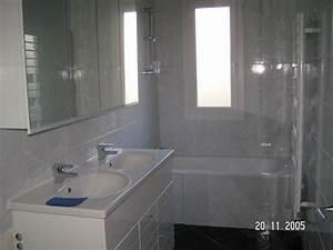 baignoire etroite cool baignoire cameleo with baignoire With salle de bains petite surface
