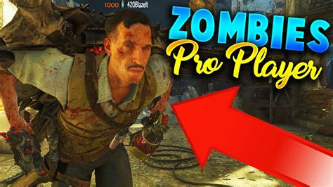 cod player zombies duty call players pro things mlg
