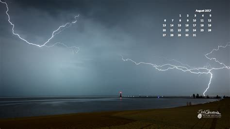 Thunderstorm Desktop Wallpaper And 183 ①