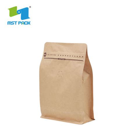 The custom coffee bag company's core business is the production of specialty food and gourmet coffee packaging. Wholesale High Quality Custom Printed Packaging Biodegradable Block Bottom Kraft Paper Coffee ...