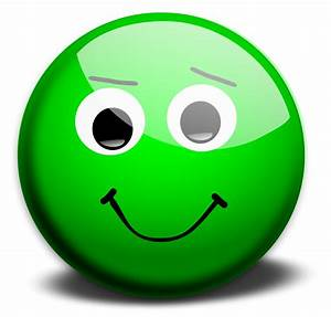 Green Smiley Face Png | Clipart Panda - Free Clipart Images