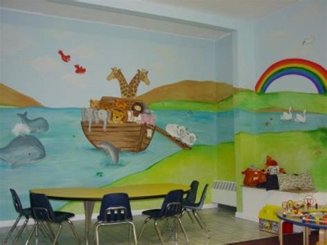 church nursery decor thenurseries