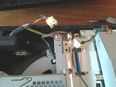 d 233 monter et changer la p 226 te thermique sur ps3 80go cechk04