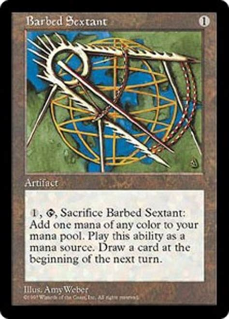 Sextant Least Count by It Ll Never Last Magic The Gathering
