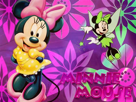 disney whimsey mickey  minnie mouse