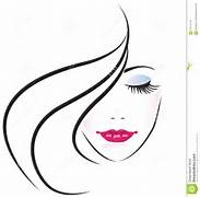 Pretty Female Face Clipart   ClipArtHut - Free Clipart  Beautiful Lady Face Clip Art