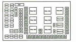 2012 F350 Fuse Box Diagram