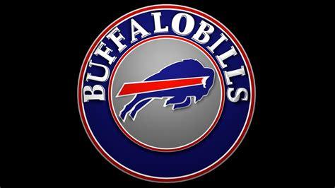 buffalo bills nfl logo  model cgtrader